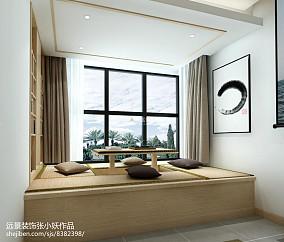 现代日式室内样板间