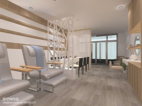 新中式风格室内装饰设计效果图