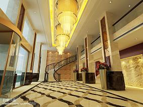 现代风格简约别墅客厅设计