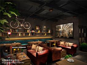 雅致家装客厅灯具效果图