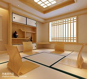 2018日式复式卧室装修设计效果图片大全