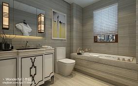 美式房间家具装饰品效果图