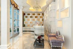 简欧式风格厨房卫生间瓷砖图片