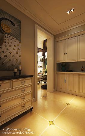 龙口海景房室内设计