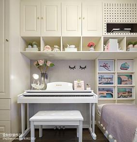 温馨267平简欧样板间儿童房装修图样板间北欧极简家装装修案例效果图
