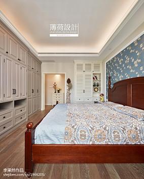 美式四居卧室设计