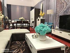 欧式风格豪华客厅吊顶图片欣赏