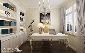 中式风格客厅沙发背景墙装饰图片