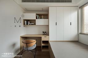 温馨70平北欧二居设计美图二居北欧极简家装装修案例效果图