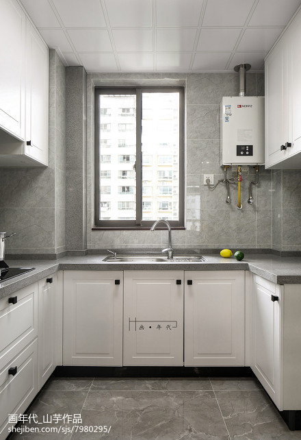 精选83平米二居厨房中式效果图片大全餐厅