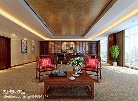 地中海风格装修客厅相片墙设计