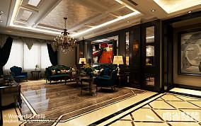 宾馆房间装修图