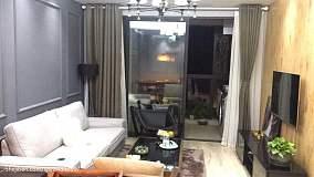 质朴69平现代二居装修图片