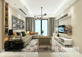 现代欧式室内装潢效果图