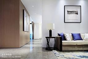 精美面积126平别墅客厅中式实景图片别墅豪宅中式现代家装装修案例效果图