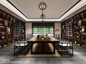 清新豪华别墅客厅设计图片