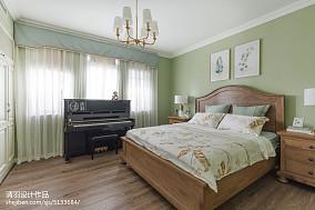 精美153平美式四居儿童房装修图四居及以上美式经典家装装修案例效果图