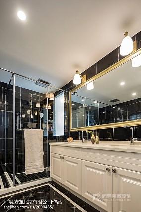 轻奢592平法式别墅卫生间装饰图片别墅豪宅欧式豪华家装装修案例效果图