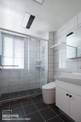 四居北欧卫浴设计图