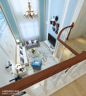 精选大小90平地中海二居客厅装饰图片欣赏