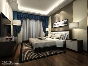 中式雅致四居装修案例