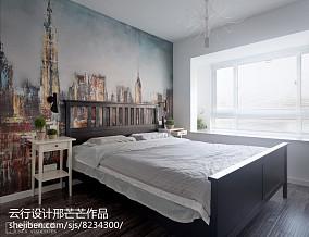 精美三居卧室实景图片欣赏