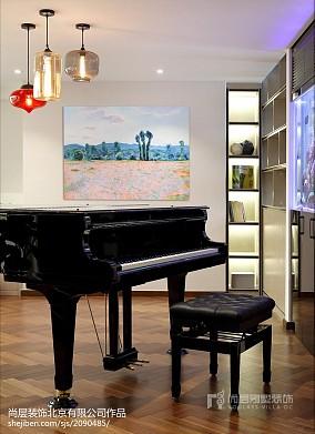 新房客厅效果图家装装修案例效果图