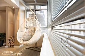 精选现代二居阳台效果图片欣赏