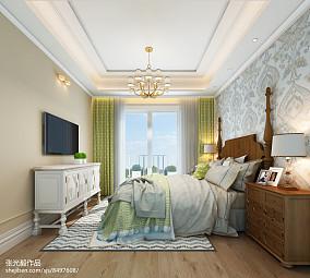 实用30平米主卧室图片