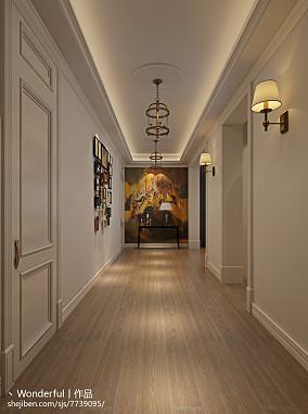 简约风格室内设计三室两厅图片欣赏大全