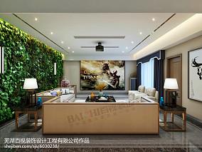 芜湖和院别墅设计案例,徽派建筑文化涅槃式地升华_3096035