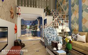 小资50平米2室1厅小户型图片