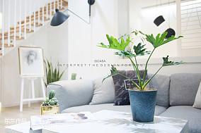热门二居客厅欧式装修设计效果图片欣赏