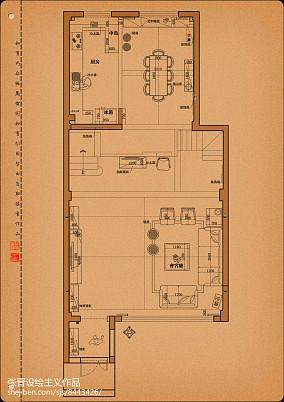 大气876平欧式别墅装潢图