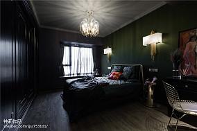 精美面积116平混搭四居卧室装饰图片欣赏