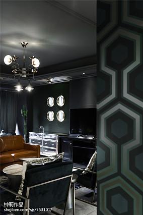 热门141平方四居客厅混搭装修欣赏图片