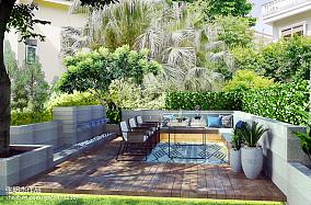 轻奢400平简欧别墅花园装饰图功能区北欧极简设计图片赏析