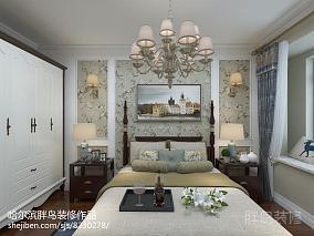 热门欧式小户型卧室装修实景图片欣赏