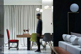 2018大小117平别墅客厅现代装修欣赏图片家装装修案例效果图