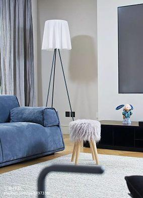 精选面积114平别墅客厅现代装饰图片欣赏别墅豪宅现代简约家装装修案例效果图