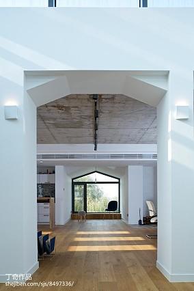 优雅946平现代别墅设计美图别墅豪宅现代简约家装装修案例效果图