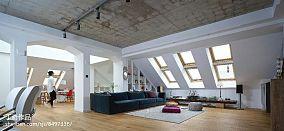 优美950平现代别墅设计图别墅豪宅现代简约家装装修案例效果图