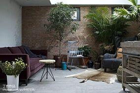 热门122平米现代别墅休闲区效果图片别墅豪宅现代简约家装装修案例效果图