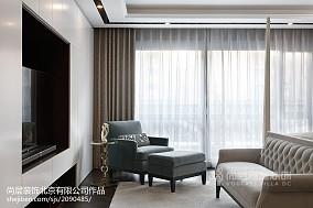 面积119平别墅卧室美式装修欣赏图别墅豪宅美式经典家装装修案例效果图