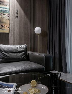 精美复式客厅现代装修欣赏图片