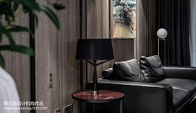 2018面积143平复式客厅现代装修欣赏图片大全