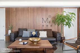 201885平米二居客厅现代装修欣赏图片