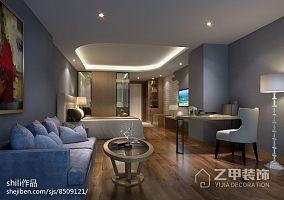 豪华古典欧式客厅设计