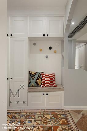 悠雅76平美式二居休闲区设计美图二居美式经典家装装修案例效果图