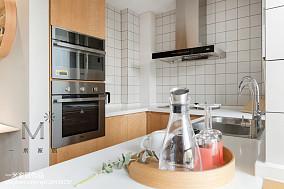 优雅64平现代二居厨房装修效果图